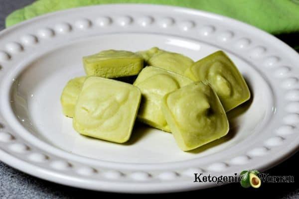 Keto Matcha Tea Fat Bomb