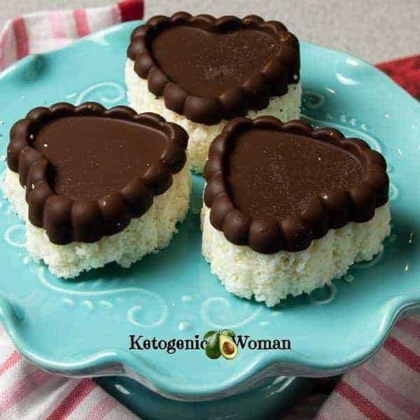 Cocoa Keto Bars - Low Carb Chocolate Coconut Bars